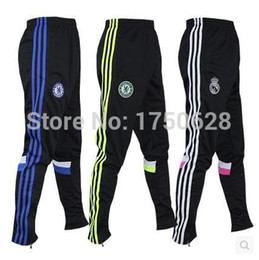 Wholesale European and American fashion sweatpants men outdoor training pants casual football pants legs tight trousers
