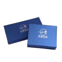 Wholesale Styles Choice High Quality Wallet Packing Boxes Small Crafts Gifts Display White Cardboard Package Boxes