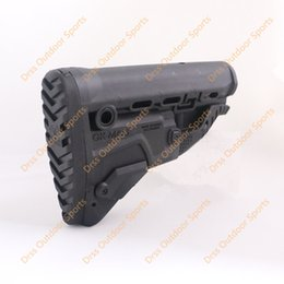 Wholesale Drss FAB Defense GK MAG Survival ButtStock W Built IN MAG Carrier Stock For AK Magazine Black A