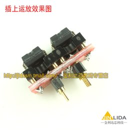 Wholesale Single operational amplifier turn dual op amp seat single seat single turn turn dual socket OPA627 AD797 OPA604 sp