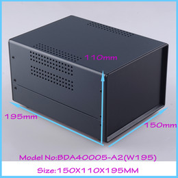 steel iron electronic enclosure instrument case steel electronic project box (1pcs) 150x110x195mm electronics switch box, instrument box