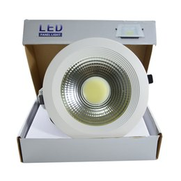 Wholesale LED ceiling COB downlight insert w type kitchen square Lantern Festival can absorb dome light of environmental protection