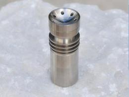 Bonnes bongs à vendre-Bon prix Nouveau clou sans titrage gr2 14 / 18mm pour verre Pipe bong verre bulleur verre