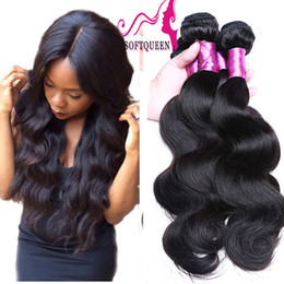 Best hair Weaves Brazilian Human Hair Body Wave Unprocessed Peruvian Malaysian Indian Cambodian Hair Products 7a Brazilian Virgin Remy Hair