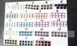 Brand New Home Button With Metal Ring for iPhone 5 5G Same Look Like As 5s Home Button Used with Colorful 5g 5s Housing Cover 50pcs