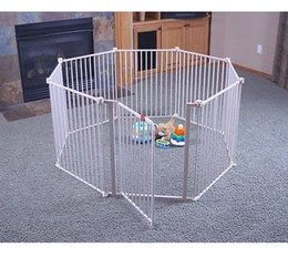 Wholesale 8 pieces baby safety fence fence crawling baby pet isolation door bar stairs protection