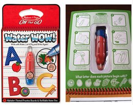 baby toddle kids infant boys   girls Water amazing children drawing board, baby toys for 0-3years