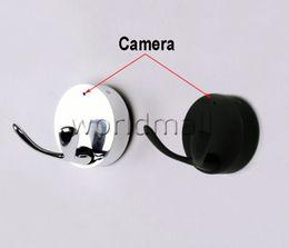 Spy Clothes Hook Camera Clothes Hanger 1080P HD Hidden Camera Motion Detection Mini Spy DVR Pinhole Cam AT009