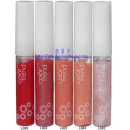 Wholesale Magic lip gloss dearie moisten moisturizing powder cherry cranberry coral beige