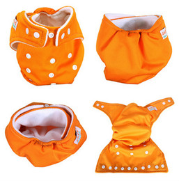 Wholesale Baby Newborn Diapers cover Washable Reusable bebe nappies changing cotton potty training pantcloth diapers Baby Cloth Diapers Colors
