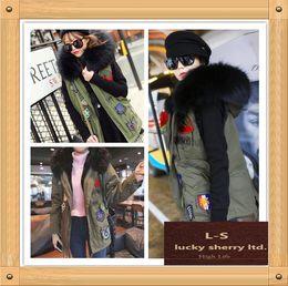 2017 women s faux fur vest Exército Moda colete jaqueta verde, ao ar livre bombardeiro casaco cardigan blusa mulheres casaco feminino colete faux fur algodão / mulheres jecket mr mrs women s faux fur vest liberação