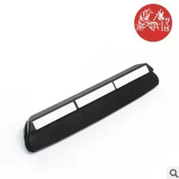 Wholesale-Free Shipping ceramic knife sharpener ABS constant angular machine guider small clip knife sharpener