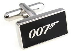 High Quality 007 Cufflinks for men shirt Wedding Cufflinks French Cuff Links Fashion Jewelry Best Gift Free Shipping W493