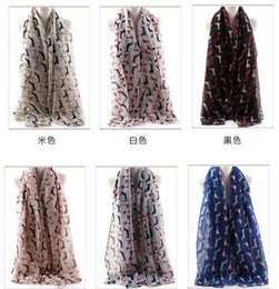 Wholesale 2016 new Europe and the United States scarf short legged dog printed scarves long in women s air conditioning is prevented bask in shawls