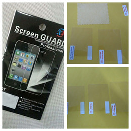 "Clear Screen Protector 2.5"" 2.7'' 2.8'' 3.0'' 3.2'' 3.5'' 4.0'' inch For Digital Camera LCD Film Protectors"