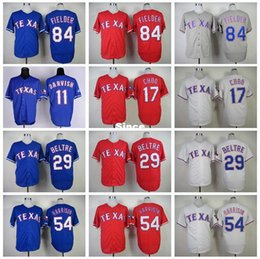 Wholesale 30 Teams Texas Rangers Jerseys Baseball Shirt Prince Fielder Jersey Matt Harrison Shin Soo Choo Adrian Beltre Yu Darvish