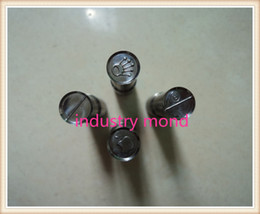 Wholesale in stock single punch round pill die mold set for tdp pill tablet Press