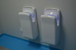 Wholesale hands care machine electronic hands dryer automatic hand dryer sensor hand dryer Infrared sensor hand dryer Hand Sterilizer