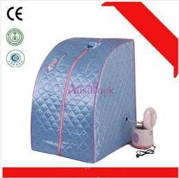 Wholesale Best STEAM SAUNA SALON SPA DETOX SLIMMING machine Portable for home use