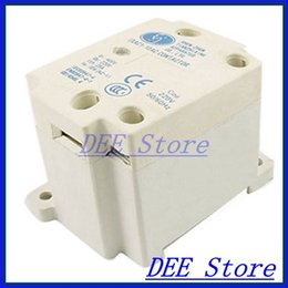 Wholesale Single Pole NO AC Contactor A V Coil for Injection Molding Machine