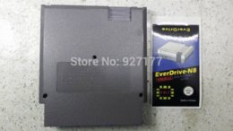 Free shipping everdrive n8 flash cartridge Plastic shell and Color sticker,does not contain the mainboard!