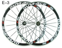 Wholesale Clincher Rims Alloy Braking Surface - 23mm width 700C(38mm) clincher rim alloy brake surface Road bike carbon wheelset 3K glossy carbon bicycle wheelset with ceramic bearing hubs