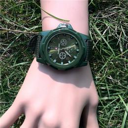 2017 reloj del ejército suizo deporte militar Relojes del reloj de moda del deporte de lujo Analógico ejército suizo Nueva Moda Estilo Militar relojes Hombres Mujeres Negro Verde Azul Ginebra económico reloj del ejército suizo deporte militar