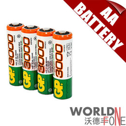 Wholesale GP mah AA Battery V Ni MH Rechargeable Battery for Toy led Flashlight Best Price