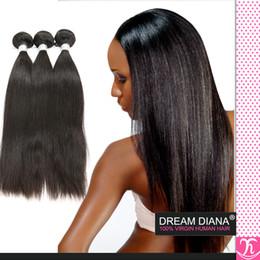 8a Grade Virgin Unprocessed Human Hair Silky Straight 3 Bundles Naturally Peruvian Body wave Wholesale Remy Queen Hair Peruvian Virgin Hair