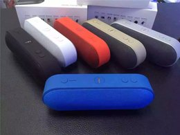 Wholesale 2016 Lastest Pill Plus Speaker Best Mini Bluetooth Pill XL Speaker Support TF AUX USB Wireless Big Sound Box
