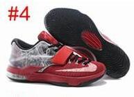 Promotion kds blanc 2015 New KD 7 VII Blanc Noir Or Sneakers, KDS 7 VII 2014 Nouvelle arrivée KD7 Mens Chaussures de basket à vendre 40 ~ 46