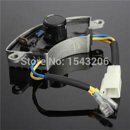 Wholesale Shockproof KW Generator Petrol Automatic Voltage Regulator AVR Aluminum Shell small order no tracking
