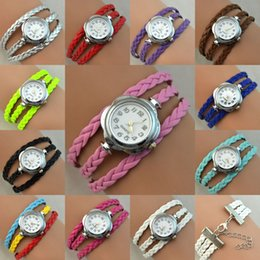 Infinity Charms Watches Quartz Watches Fashion Bracelet Watches Wrist Watches Women Watch Round Case Mix Colors Free Shipping