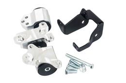 3-bolt Left Mount Engine Mount Swap Mount Kit D-Series or B-Series EG EK Chassis for Honda Civic