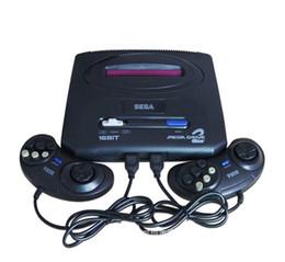 Jeux d'enfants Sega MD2 Console de jeux vidéo 16 bits Classic Handheld game player Jeux de télévision Consoles de jeux vidéo Pour les jeux TV à partir de jeux vidéo classiques fabricateur