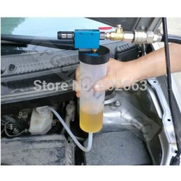Wholesale Car Brake Fluid Replacement Tool Pump Oil Drained Tools Empty Exchange Equipment