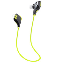 NEW Magift5 Outdoor Sport Bluetooth V4.1 Stereo In-ear Earphone Earbuds Headset Mini Wireless Headphones with Mic for iPhone