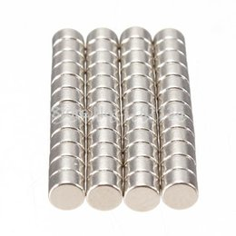 Wholesale 150pcs Strong N52 Neodymium Disk Magnets Discs Rare Earth Cylinder Model Craft mmx2mm