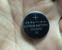 Wholesale CR2032 Button Lithium Battery V Button Cell for Weight Scale Burglar Alarm Mainboard Electronic watch