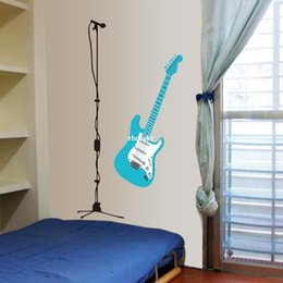 Wholesale bedroom decoration The new music room dance room children s bedroom cupboard background decoration three generations removable wall sticker