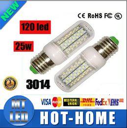 Wholesale x10pcs Epacket Led corn bulb led SMD W V V E27 E14 B22 G9 Angle LED Light lighting warranty years