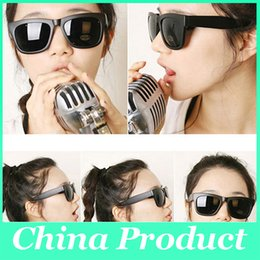 Wholesale Fashion Mens American Optical Sunglasses For Women Sport Driving Coating UV Eyewear Designer Sunglasses For Men Free Shopping