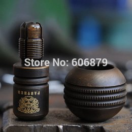 Wholesale DHL amp EMS Freeshipping pc New Antique Spherical Tattoo Grip With Back Stem for tattoo machine Gun GPB07 tattoo