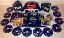 Wholesale Newest DVDs DVDs fitness Fast Shipment Slimming Training Set Alpha Beta Gamma Core Speed Workout Free ship DHL