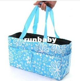 Wholesale 2015 hot sale colors Retail Baby Diaper Nappy Bag Mummy bag mommy Storage bag Baby infant Organizer pouch