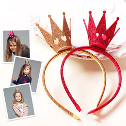 Christmas Hair Things Kids Hair Bows Childrens Accessories Hairbows Girls Hair Accessory 2015 Crown Hair Bows Baby Hair Accessories C16885