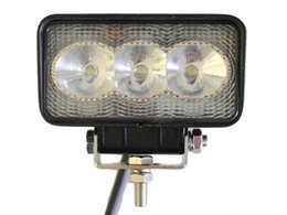 4.5inch 9W LED Work Light Bar SUV ATV 4WD 4x4 JEEP Fog Lamp 12V 24V 3LEDx3W 765lm IP67 OffRoad Driving Motorcycle lamp
