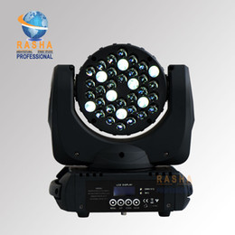 Wholesale NEW INNO COLOR LED BEAM in1 RGBW W LED Moving Head Beam Wash Light American DJ Light With Powercon DMX IN OUT