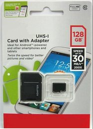 Wholesale GB GB GB C10 UHS I Micro SD Memory Card Free SD Adapter Retail Blister Package microSD SDHC SDXC Card for tablets