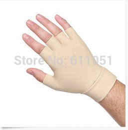 Wholesale New hot sale Arthritis Gloves Carpal Hand Ache Pain Rheumatoid THERAPY Health Care